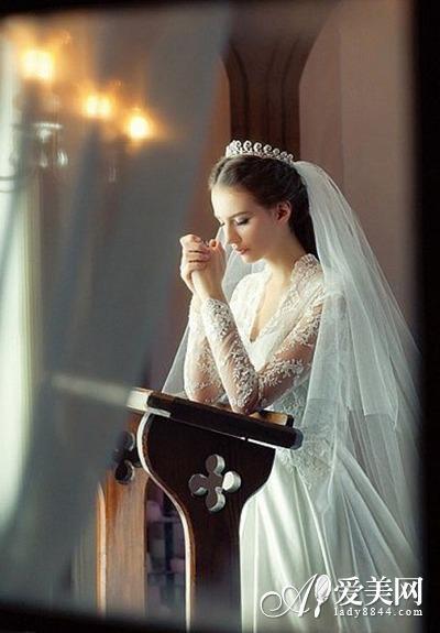 优雅新娘发型设计 打造气质型女主