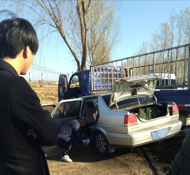 昌图收猪货车和轿车相撞 两车六人全部受伤入院 大辽网 腾讯网