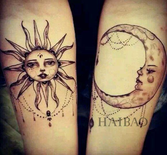 情侣纹身 纹身也是很有讲究的