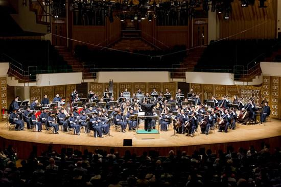民乐翘楚!香港中乐团来沈演出大型交响音乐会