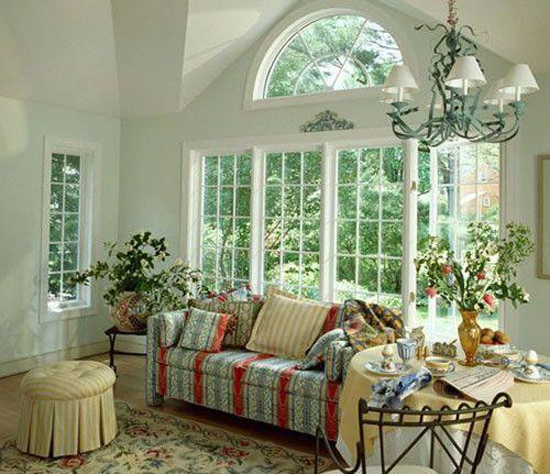 客厅植物摆放风水