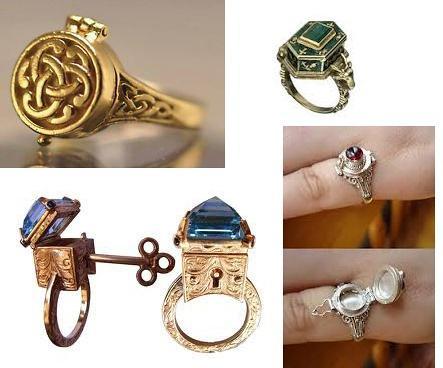 指匠情挑 那些千变万化的戒指款式图片