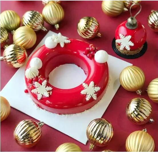 沈城网红甜品店集合完毕!今年圣诞集市让我们一起sweet起来