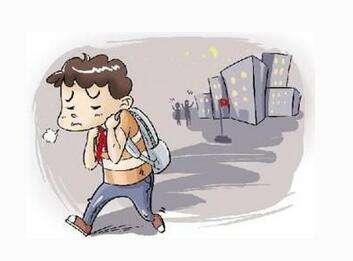 不堪母亲责骂 丹东16岁中学生离家出走