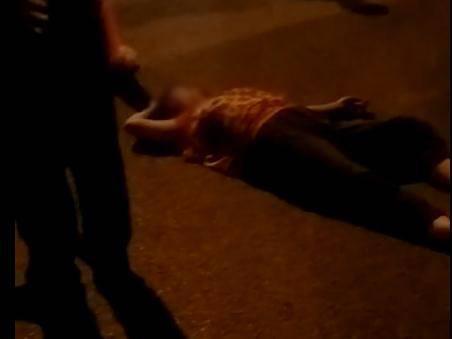 沈阳男子酒驾被查 妻子着急当场晕倒