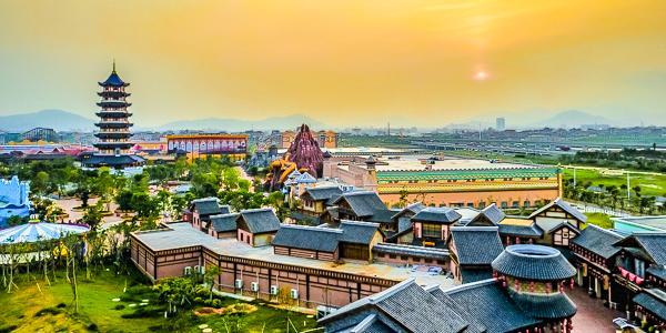 文化+科技 华强方特创新文化旅游