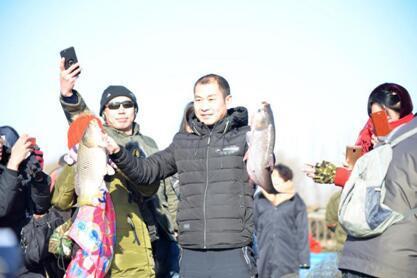 沈阳梦幻雪乡暨新民第二届传统捕鱼旅游文化节20日盛大启幕