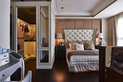 卧室设计防静电包装设计图片