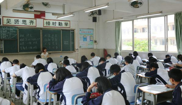"""考试成绩引发的教育观念""""碰撞"""""""