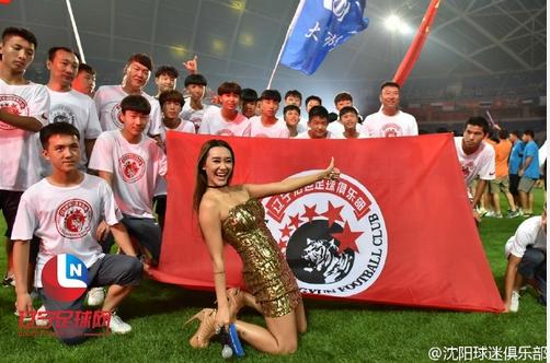 2016哥德杯中国辽宁宏运B17队出战