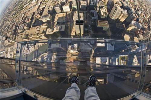 全球最吓人的9个景点 你敢去吗?