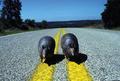 66号公路自驾之旅 接触德克萨斯州的狂野