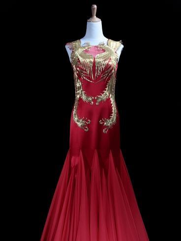 2014年最新中式新娘礼服推荐