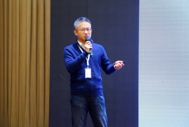 中信银行软件开发中心总工办副总经理刘文涛:中信银行大数据建设和应用分享