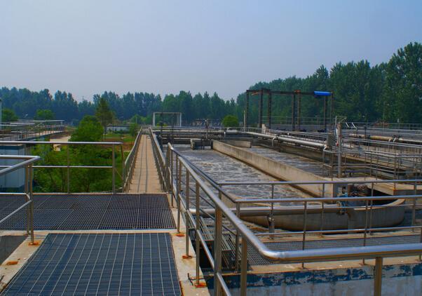 梭鱼湾污水处理厂年底前完工