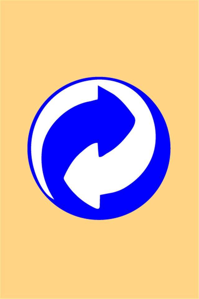 动物标志,就如我上面说的,兔子或者鲸鱼,往往代表了没有动物被杀害