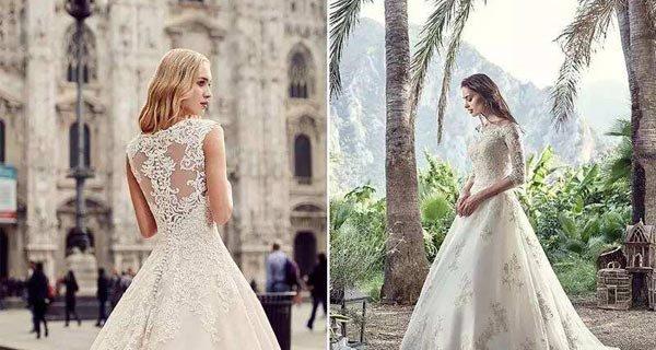 全球19个国家的婚服 哪件是你结婚最想穿的