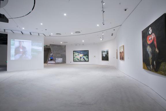 """沈阳chi K11艺术空间艺术展览""""在集结""""激活城市新体验"""