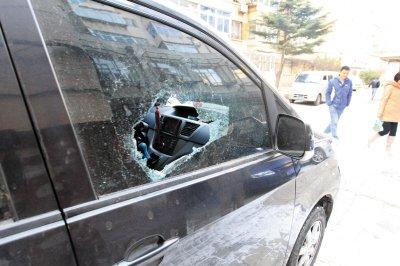 梦见自己的车玻璃坏了