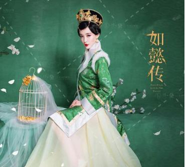 北京兰黛古装摄影写真多少钱?免费邀你做自己人生独一