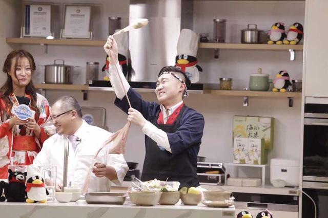 《城市厨房》第三期日系风hold全场 大户屋老板机智接招