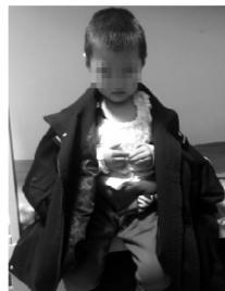 锦州三岁娃学会了开门 连续两天自己走丢