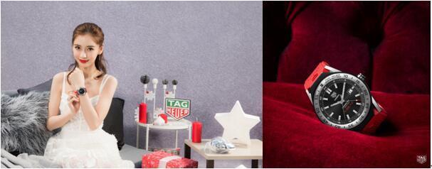 """一份炫酷的圣诞礼物——""""智芯""""也""""知心""""TAG Heuer泰格豪雅圣诞佳节特别推荐"""