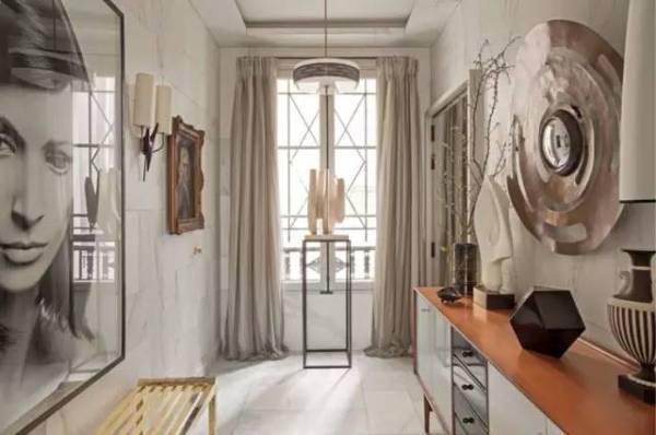 实用漂亮的门厅设计 你值得拥有