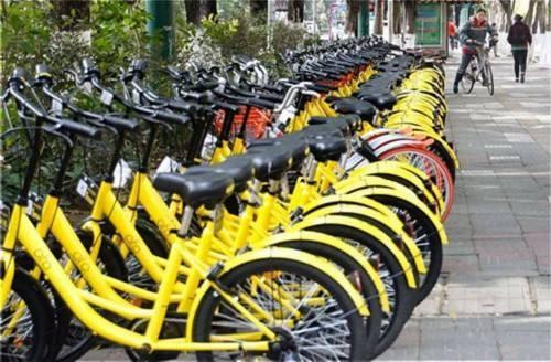 交通部:鼓励共享单车免押金 为用户上保险