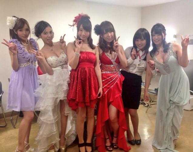 WWW_HAODIAOAV_COM_2014日本av大赏举行 波多野结衣获得最佳女优奖