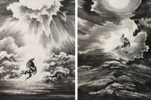 人民喜爱的书画家 ——云上行吟艺术大师冰云先生
