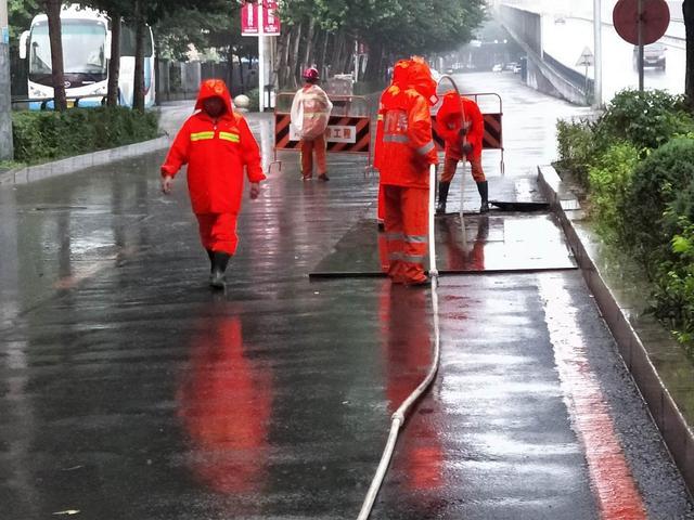 沈阳水务集团坚守防汛岗位确保沈城安全度汛