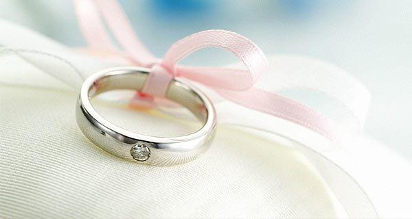 准新娘须知 结婚戒指测量方法及尺寸对照表