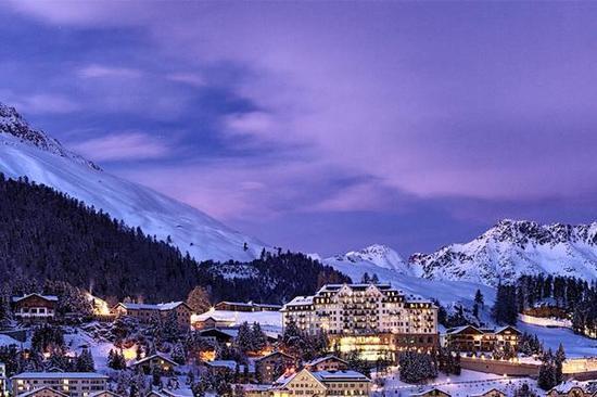 探秘全球最贵的五大顶级滑雪度假村