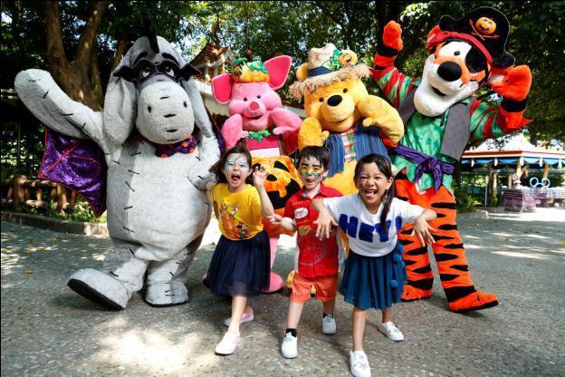 中秋舞火龙混搭万圣狂欢月 在香港体验多元节庆体验