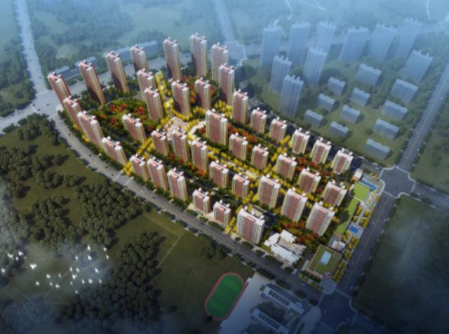 城市之光 打造鞍山首席人文教育住区