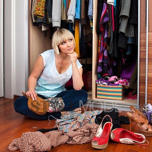 每个女人都要学的必杀技 教你如何正确整理衣柜