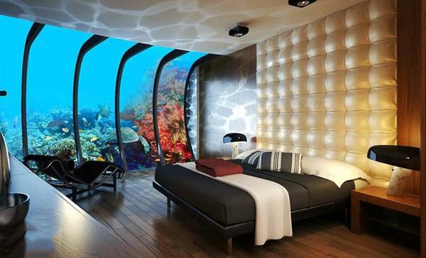 比五星级酒店还刺激 全球十大最炫酷住宿地