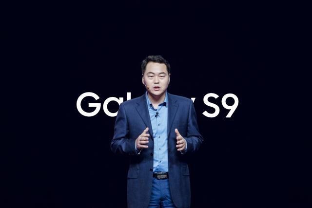 三星大中华区技术营销战略部副总裁许元默
