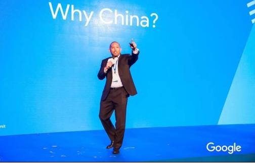 丝路赞作为技术创新典范亮相2018谷歌全球技术创新合作伙伴峰会
