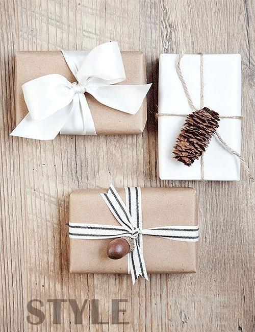 5个秘诀让礼物高大上!圣诞怎能只是红配绿