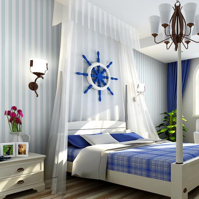 展示奢华家居 创意卧室让心情飞扬图片