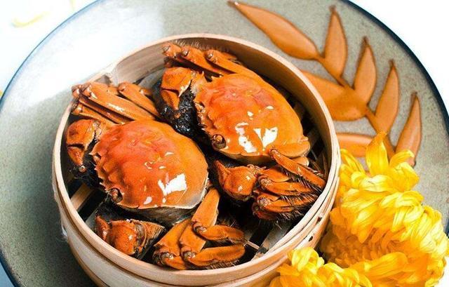秋季吃螃蟹有禁忌 6招清洗螃蟹最干净