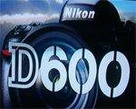 尼康相机D600出现黑色斑点