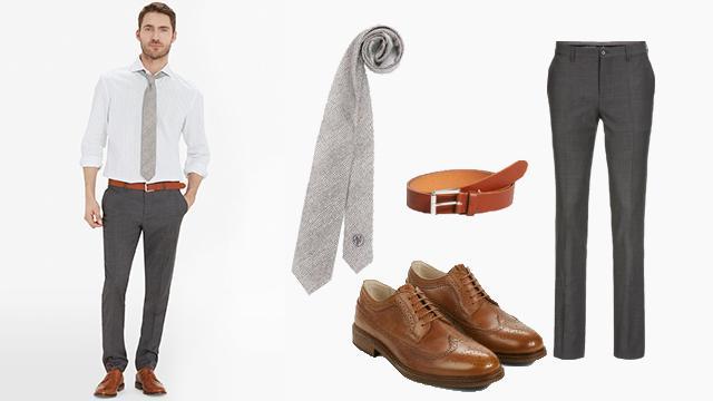 【道哥有道】男士出席婚礼该如何穿搭?