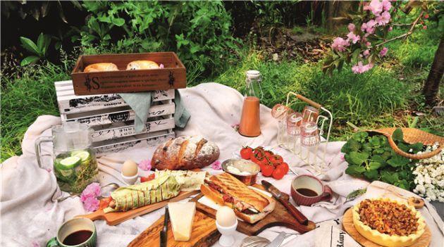 视觉动物的盛宴 这个夏天来一次说走就走的野餐