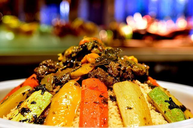 沈阳万达文华酒店阿拉伯美食节盛大开幕