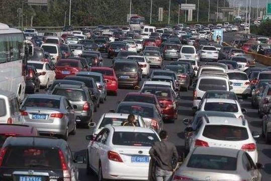 国庆期间约340万车次进出大连
