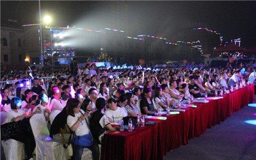 六安碧桂园:2周年庆典 情歌王子光良唱响皋城