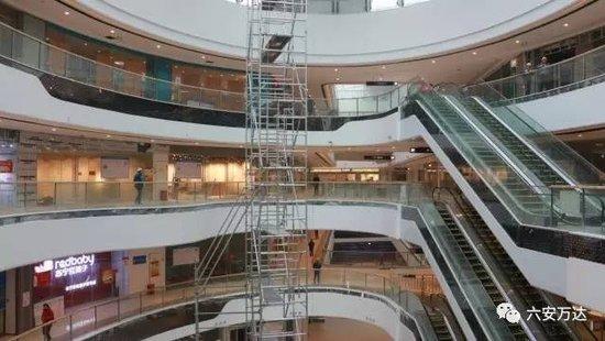 【工程进度】六安万达广场最新工程进度曝光!